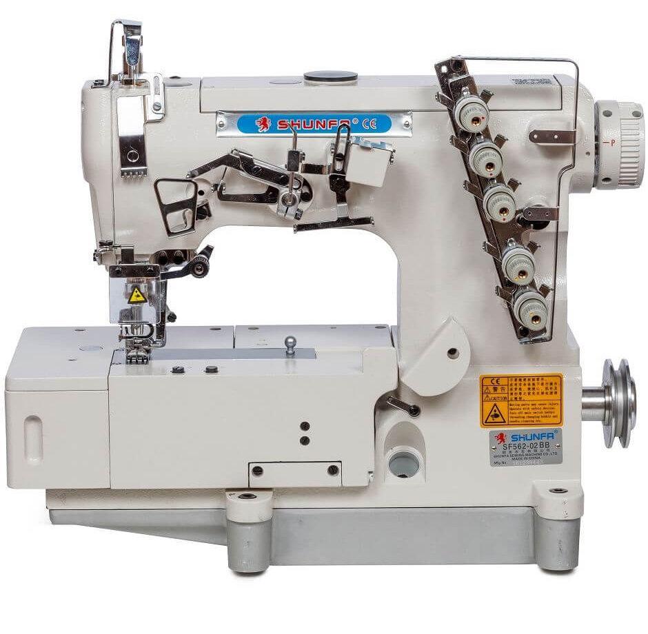 Shunfa SF 562-01СВ, промышленная распошивальная машина