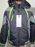 Подростковая  курточка для мальчиков оптом и в розницу