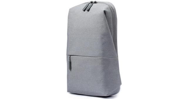Рюкзак XIAOMI bag 17 сірий і чорний