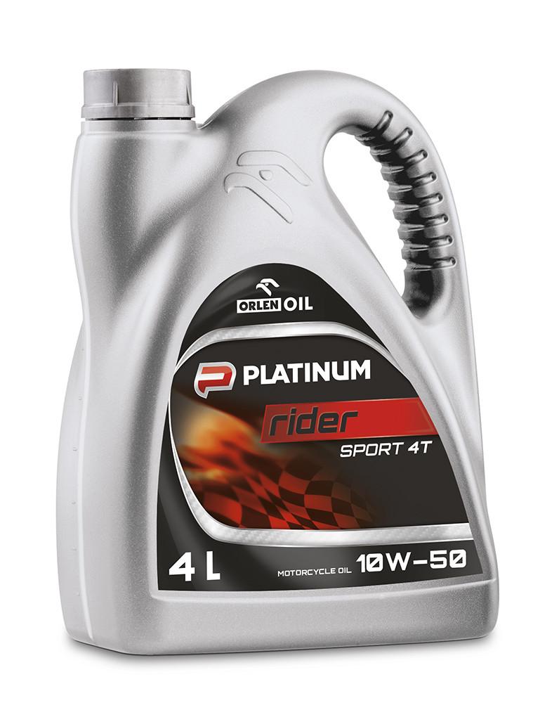ORLEN Platinum RIDER Sport 4T 10W-50 4л