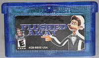 "Картридж на GBA ""FLUSHED AWAY"""