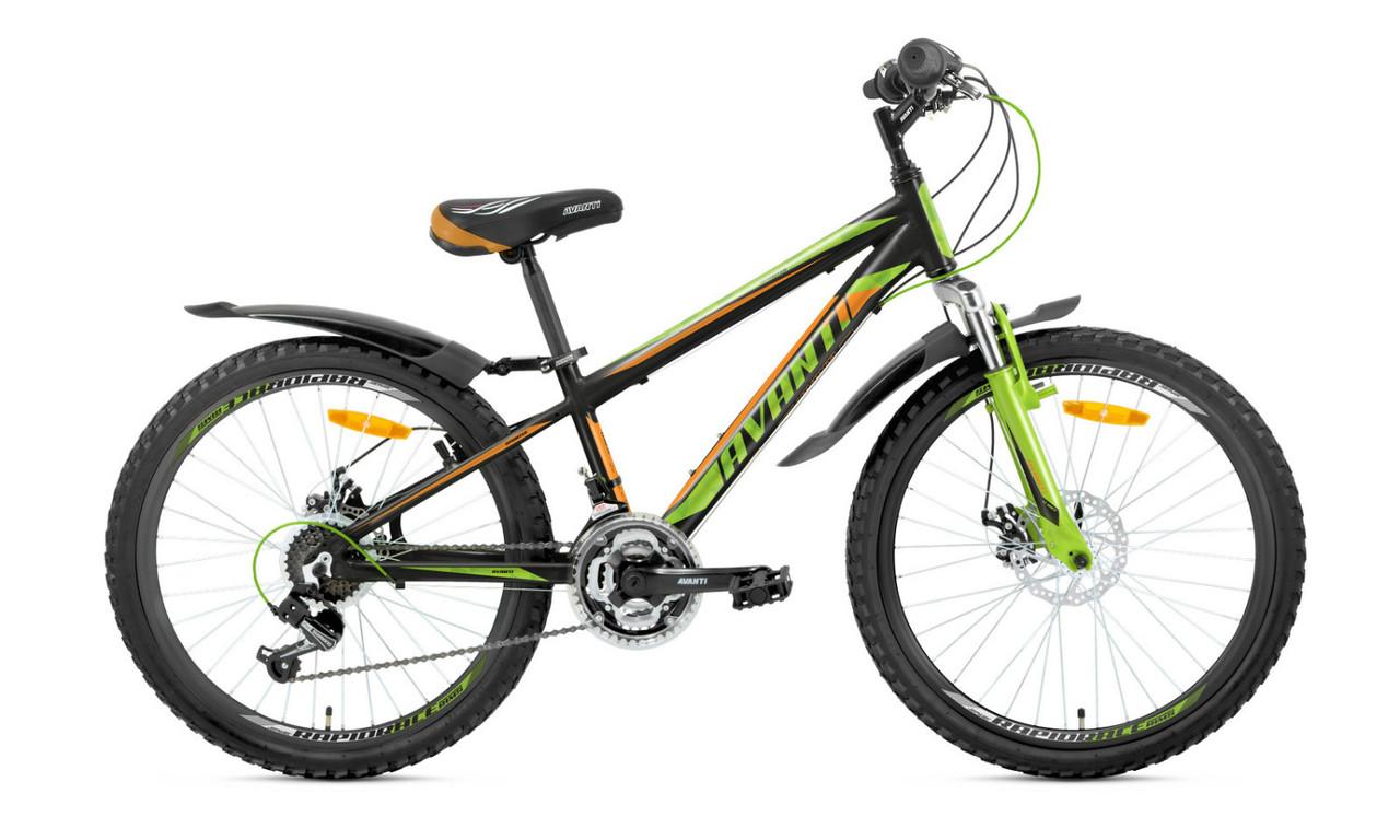 Велосипед 24 Avanti Sprinter disk 11