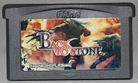 "Картридж на GBA ""Back to Stone"""