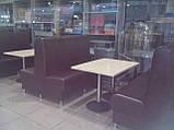 М'які меблі для кафе і ресторанів від виробника., фото 4