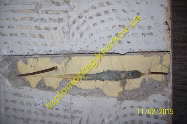 Ремонт нагревательного кабеля