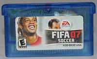 """Картридж на GBA """"FIFA 07 soccer"""""""