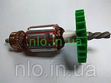 Якорь перфоратора бочкового типа RH 1400 L (157х41 4-з /лево)