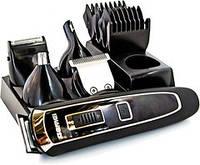 Стайлер триммер GEMEI GM-801 набор для стрижки волос и бороды