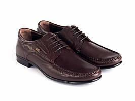 Мокасины Etor 12795-7188-52-199 коричневые