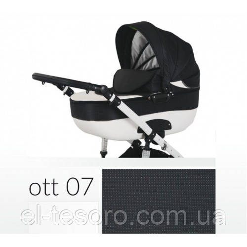 Дитяча універсальна коляска 3в1 ADBOR OTTIS