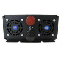 Перетворювач AC/DC AR 4000W (c функції плавного пуску перетворювача) перетворювач електрики 12-220, фото 2