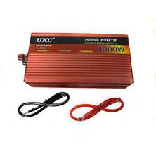 Перетворювач AC/DC AR 4000W (c функції плавного пуску перетворювача) перетворювач електрики 12-220, фото 3