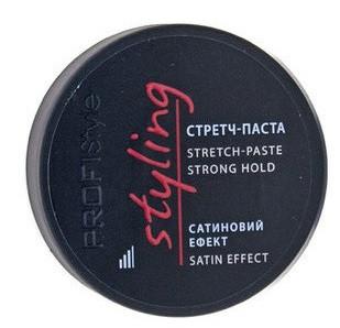 "Стрейч - паста для укладки волос ""САТИНОВИЙ ЕФЕКТ"" PROFIStyle"