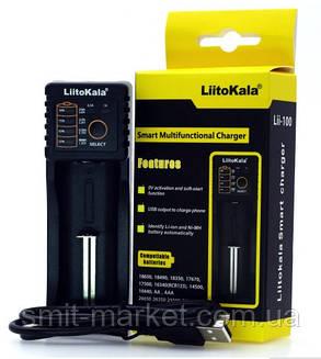 Зарядное устройство повербанк LiitoKala Lii-100, фото 2