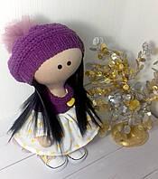 Интерьерная кукла Лена