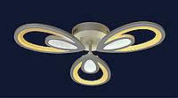 Светодиодная люстра для небольшого помещения 755MX10024-3 WH