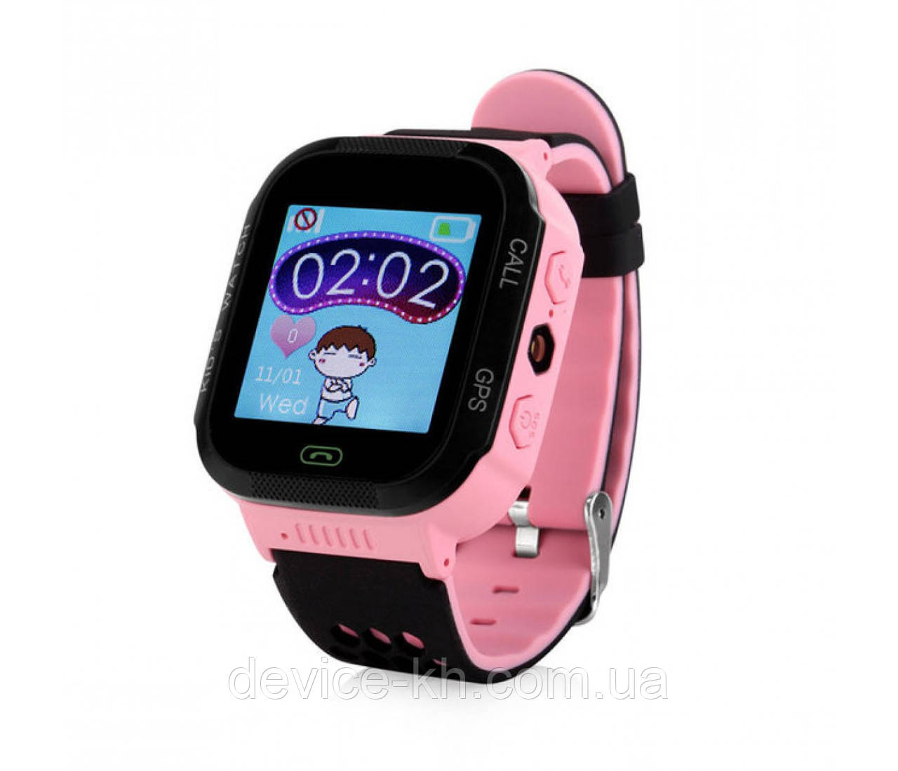 Детские Час Smart Baby Watch Z-3/A-25S c GPS Трекером Камера Шагомер, фото 1