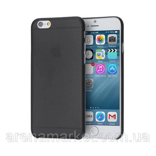 """Матовий надтонких чохол для iPhone 6 4.7"""" 0.3 мм"""