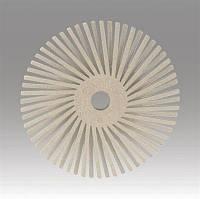 3M™Scotch-Brite™ Bristle BB-ZB - Радиальная щетка 50х9 мм, P120, белая, 30120