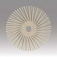 3M™Scotch-Brite™ Bristle BB-ZB - Радиальная щетка 50х9 мм, P120, белая, 30120