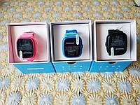 Детские умные часы Smart baby Watch Q150 Black ip67, фото 2