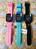 Детские умные часы Smart baby Watch Q150 Black ip67, фото 3