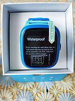 Детские умные часы Smart baby Watch Q150 Black ip67, фото 4