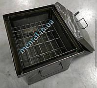Коптильня 385*330*380 мм (метал 1,5 мм), фото 1
