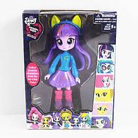 Игрушка Сумеречная Искорка  My Little Ponny: Девочки из Эквестрии
