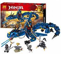 Конструктор Lele Ninja 31151Вестник бури 522 детали