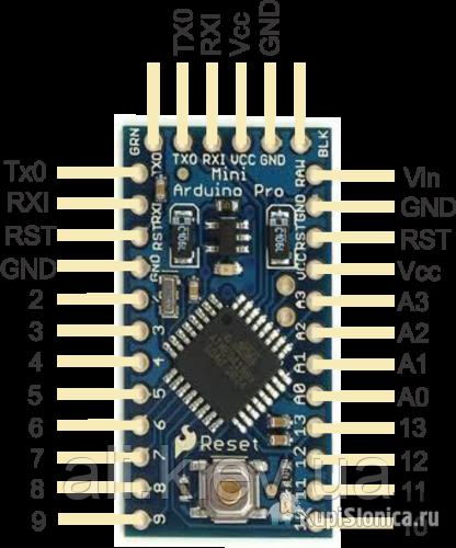 Arduino Pro Mini 5V ATMega328