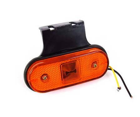 Повторитель габарита диодный желтый LED боковой/AT-1500, фото 2