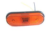 Повторитель габарита диодный желтый LED боковой/AT-1500, фото 3