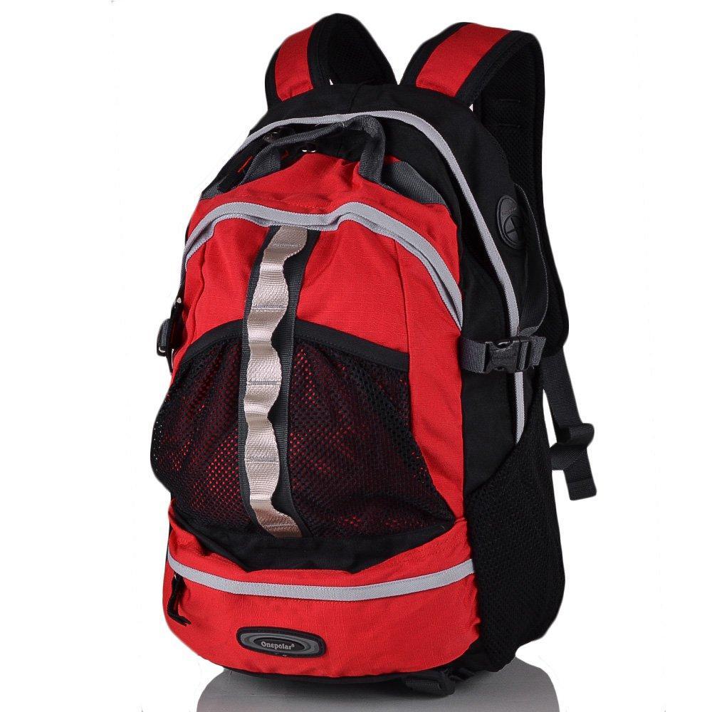7bff83cf1a7f Мужской Рюкзак Onepolar 25 Л Красный (W909-red) — в Категории