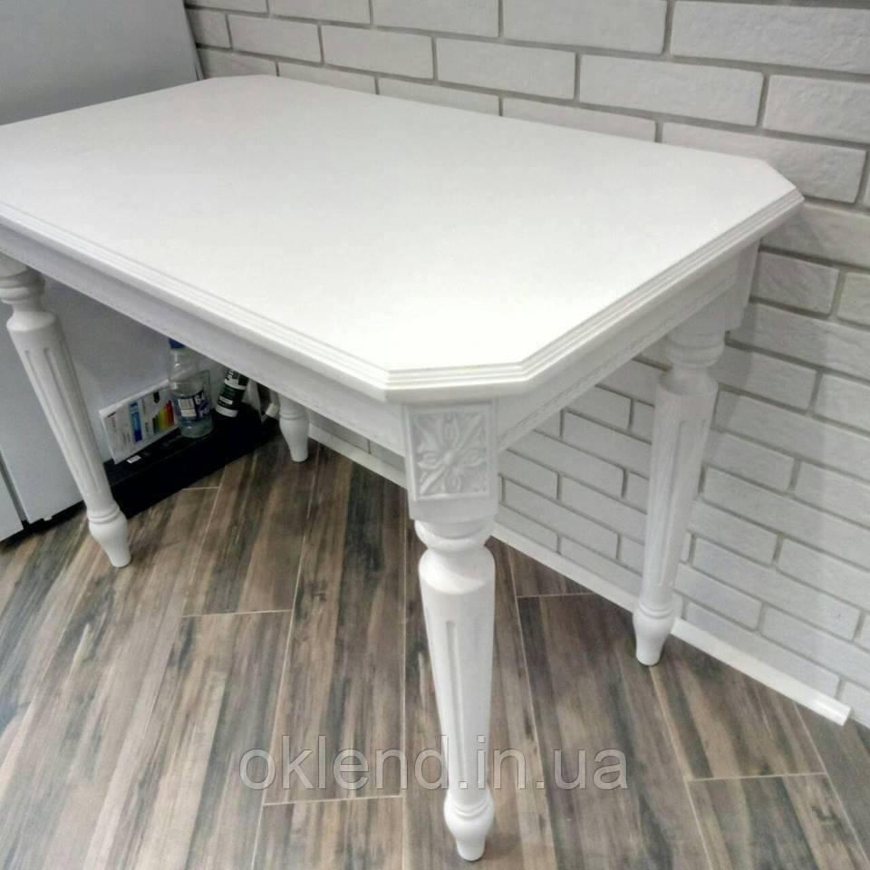 Стол кухонный обеденный из массива дерева