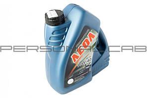 Масло   автомобильное, 4л   (полусинтетика, SAE 10W-40, API SJ/CG-4, ЛИДЕР)   ЛЕОЛ
