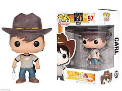 Фигурка Карл Граймс Carl Grimes The Walking Dead Funko РОР 10см 97