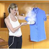 Відпарювач для одягу Steam Brush, Стім Браш - парова щітка, фото 5