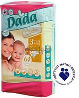 Детские подгузники Dada 3 (4-9 кг)