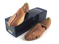 Saphir Blue Cedar Wood Shoe Tree колодка-формодержатель из натурального кедра