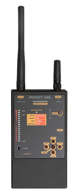 Индикатор поля PROTECT 1206i - Системы видеонаблюдения и безопасности в Киеве