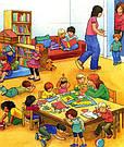 My first English words. Детский сад. Детская книга для изучения английского языка, фото 3