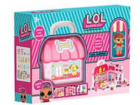 Кукла с мебелью лол, L.O.L. QL 045-1