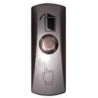 Кнопка выхода EXIT 805 узкая (накладная, алюминиевая)