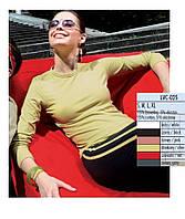 Футболки женские KOSZULKA ATLANTIC LVC-025 conf Майка-длинный рукав Футболки  и майки женские Польша 5bfe8fd55e34a