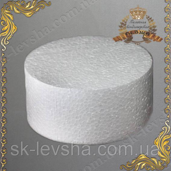 Форма муляжная Круг d-16 h-10 cm