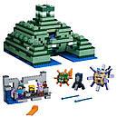 """Конструктор Bela 10734 Minecraft """"Подводная крепость"""" 1134 деталей, фото 5"""