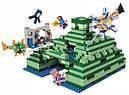 """Конструктор Bela 10734 Minecraft """"Подводная крепость"""" 1134 деталей, фото 2"""