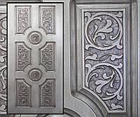 Двері металеві з мдф накладками . Під замовлення