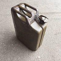 Канистра для бензина металлическая 20л (ХРАНЕНИЕ) (КАНИСТРА(20л)(ХРАН))